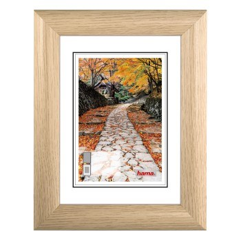 Hama 1250 rámeček dřevěný BIBIONE, javor, 15x20 cm