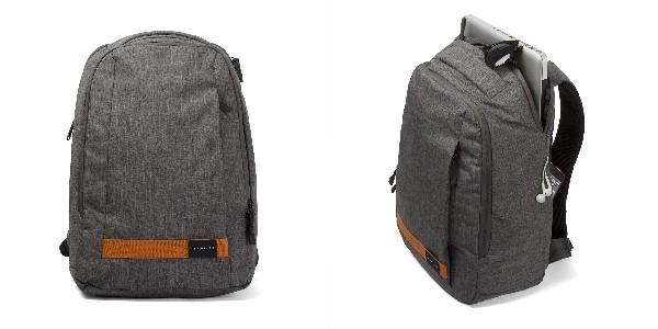 """Crumpler Shuttle Delight Backpack 15"""" - white grey"""