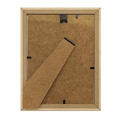 Hama rámeček dřevěný JESOLO, lila, 18x24cm
