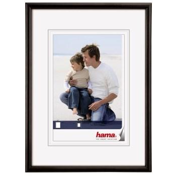 Hama 1196 rámeček dřevěný OREGON, wenge, 9x13cm
