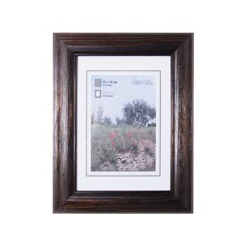 Hama 1236 rámeček dřevěný LORETA, wenge, 15x20 cm