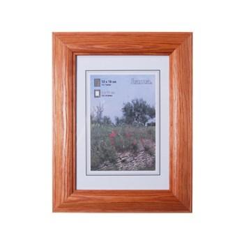 Hama 1218 rámeček dřevěný LORETA, třešeň, 10x15 cm