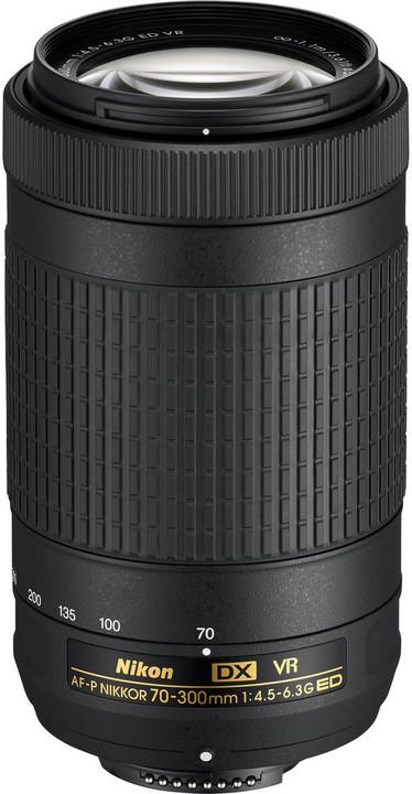 NIKKOR 70-300MM F/4.5-6.3G ED AF-P DX VR