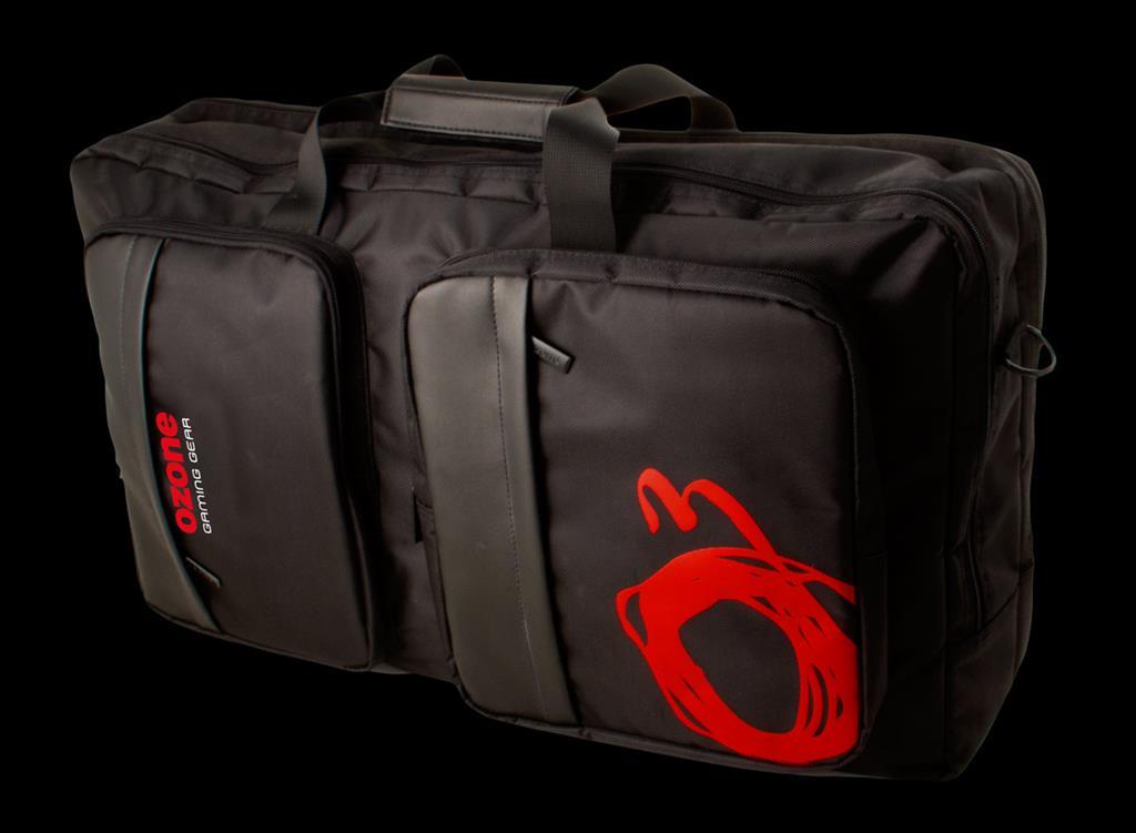 OZONE LANPCK Backpack, 17'' NB, 1680D Nylon