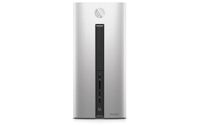 HP PC Desktop 560-p050nc Intel Core i5-6400T,8GB,1TB/7200+128GB SSD,DVD R/W,WiFi,GeF GTX960/2GB,USB 3,usb key+mou,Win10