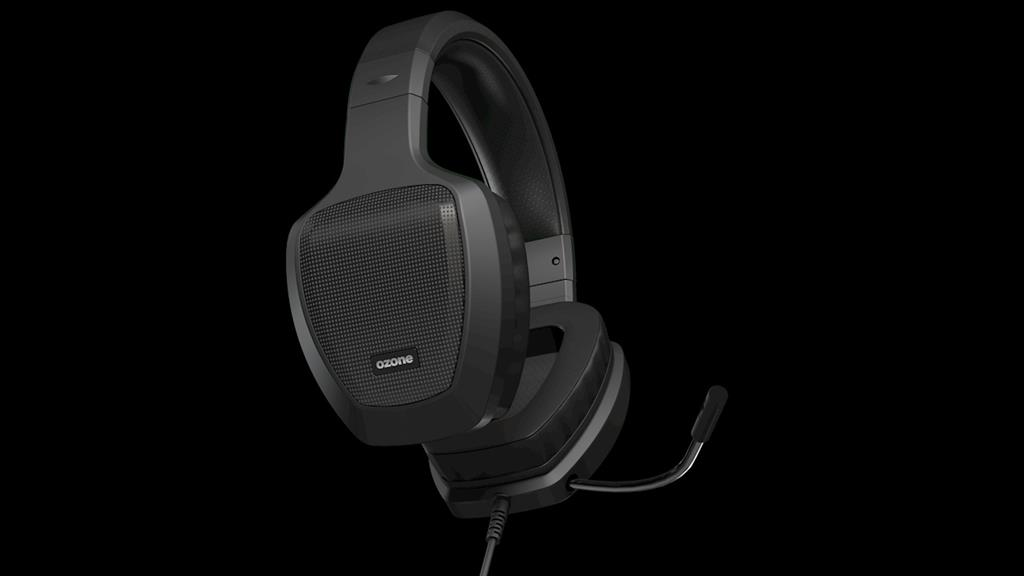 Gaming Headset OZONE RAGE Z50 Black
