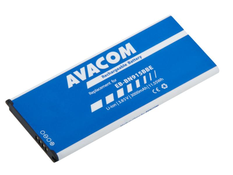 Baterie AVACOM GSSA-N915-S3000 do mobilu Samsung Note Edge Li-Ion 3,85V 3000mAh