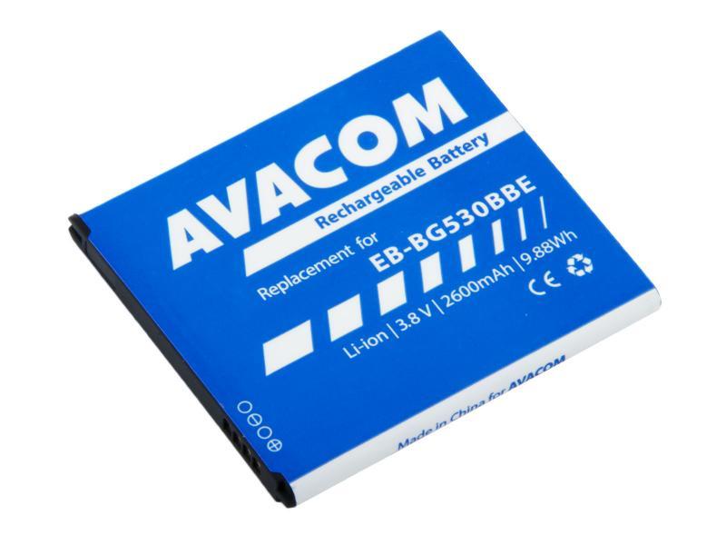 Baterie AVACOM GSSA-G530-S2600 do mobilu Samsung G530 Grand Prime Li-Ion 3,8V 2600mAh