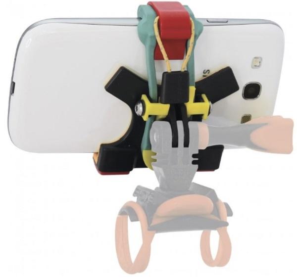 """Rollei univerzální držák pro chytré telefony 4 - 5"""""""