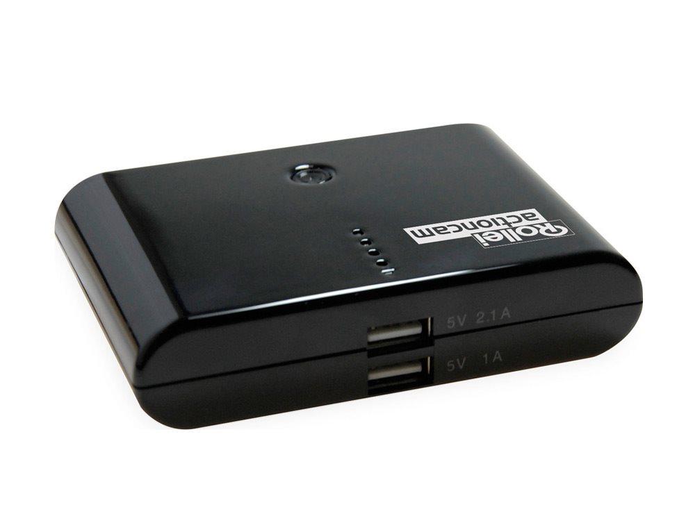 Rollei Cestovní baterie - Powerstation pro kamery ROLLEI/ 6000 mAh/ USB