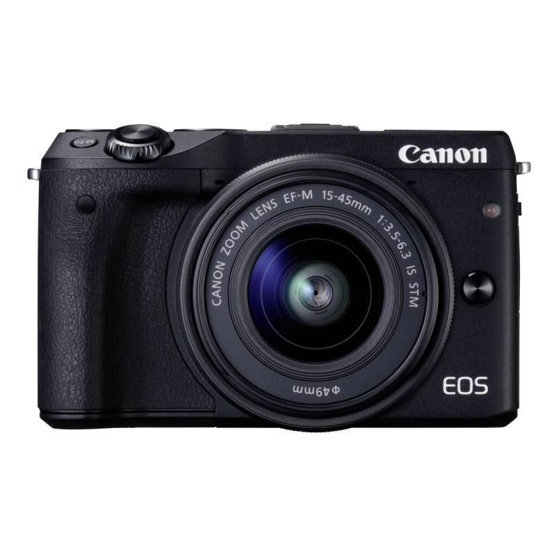 Canon EOS M3 M15-45