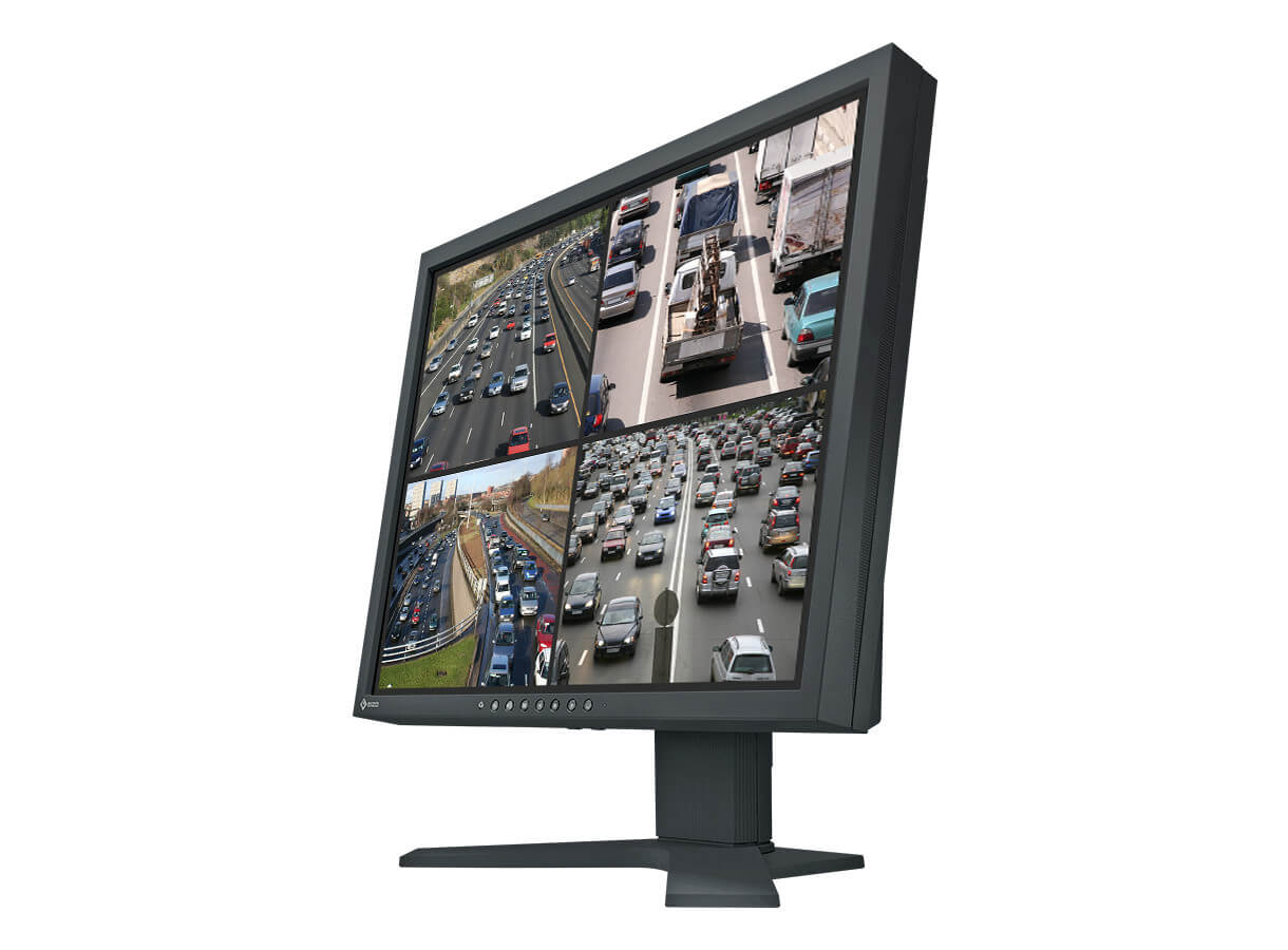 "19"" LED EIZO FDS1903-CCTV,SXGA,5:4,BNC,rep,24/7"