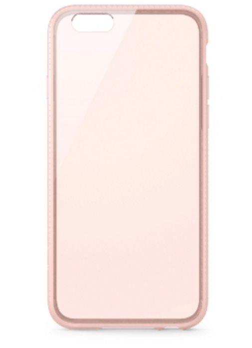 Belkin iPhone pouzdro Air Protect, průhledné růžově zlaté pro iPhone 6 plus/6s plus
