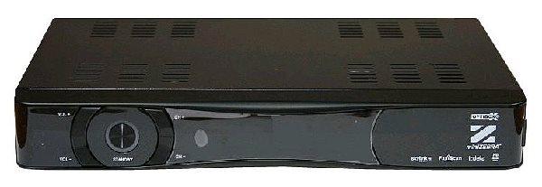 OPTIBOX DVB-S2 HD satelitní přijímač miniZebra/ MPEG2/ MPEG4/ HDMI/ USB/ PVR/ SCART/ IRDETO SE
