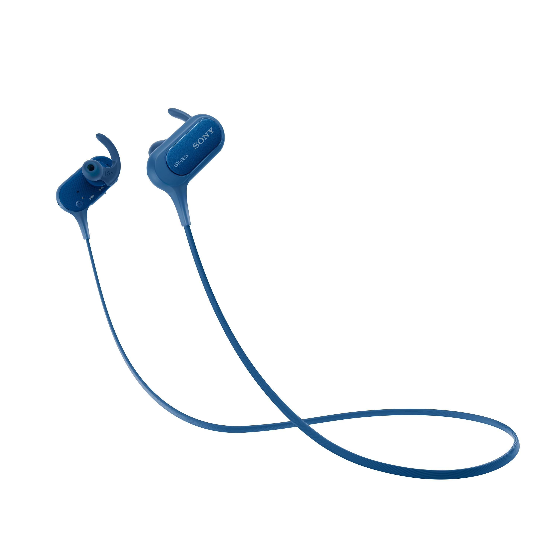 SONY MDR-XB50BS Sportovní bezdrátová sluchátka do uší - Blue