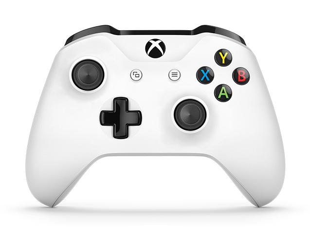 XBOX ONE - Bezdrátový ovladač Xbox One S bílý