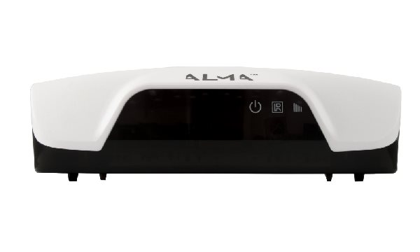 ALMA DVB-T2 HD přijímač 2751/ Full HD/ MPEG2/ MPEG4/ HDMI/ USB/ bílý