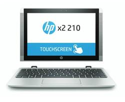 "HP x2 210 G2 X5-Z8350 10.1"" HD (1280x800), 4GB, 64GB, ac, BT, kbd, Win 10 Pro 64"