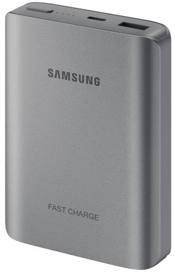 Samsung Powerbank 10200mAh USB-C, Dark Gray