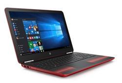 HP Pavilion 15-au007nc, Core i3-6100U, 15.6 FHD, 940MX/2GB, 8GB, 256GB SSD, DVDRW, W10, Cardinal red