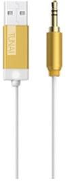 Tunai Creative hudební Bluetooth přijímač Firefly pro autorádia a domácí Hi-Fi, zlatý