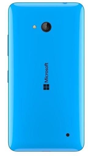 Nokia Lumia 640 Kryt Baterie Cyan