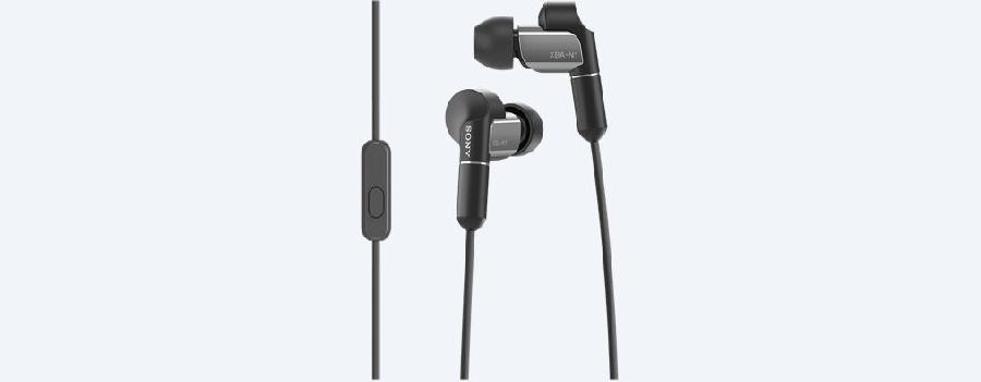 SONY XBA-N1AP Sluchátka do uší pro milovníky hudby