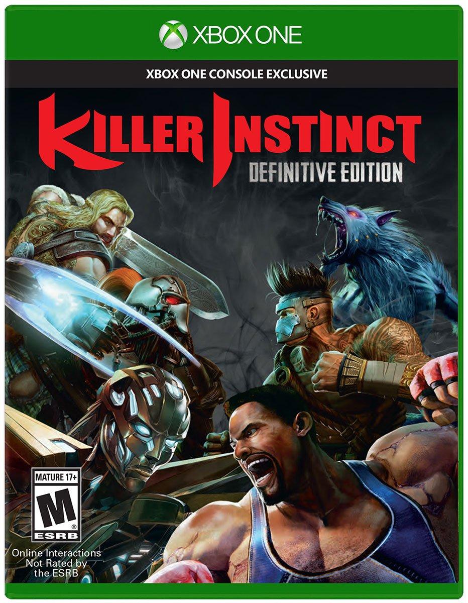 XBOX ONE - Killer Instinct Definitive Edition