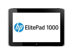 HP ElitePad 1000 G2, Z3795, 10.1 WUXGA Touch, 4GB, 64GB, a/b/g/n, BT, NFC, Win 10 Pro 64bit + USB adapter