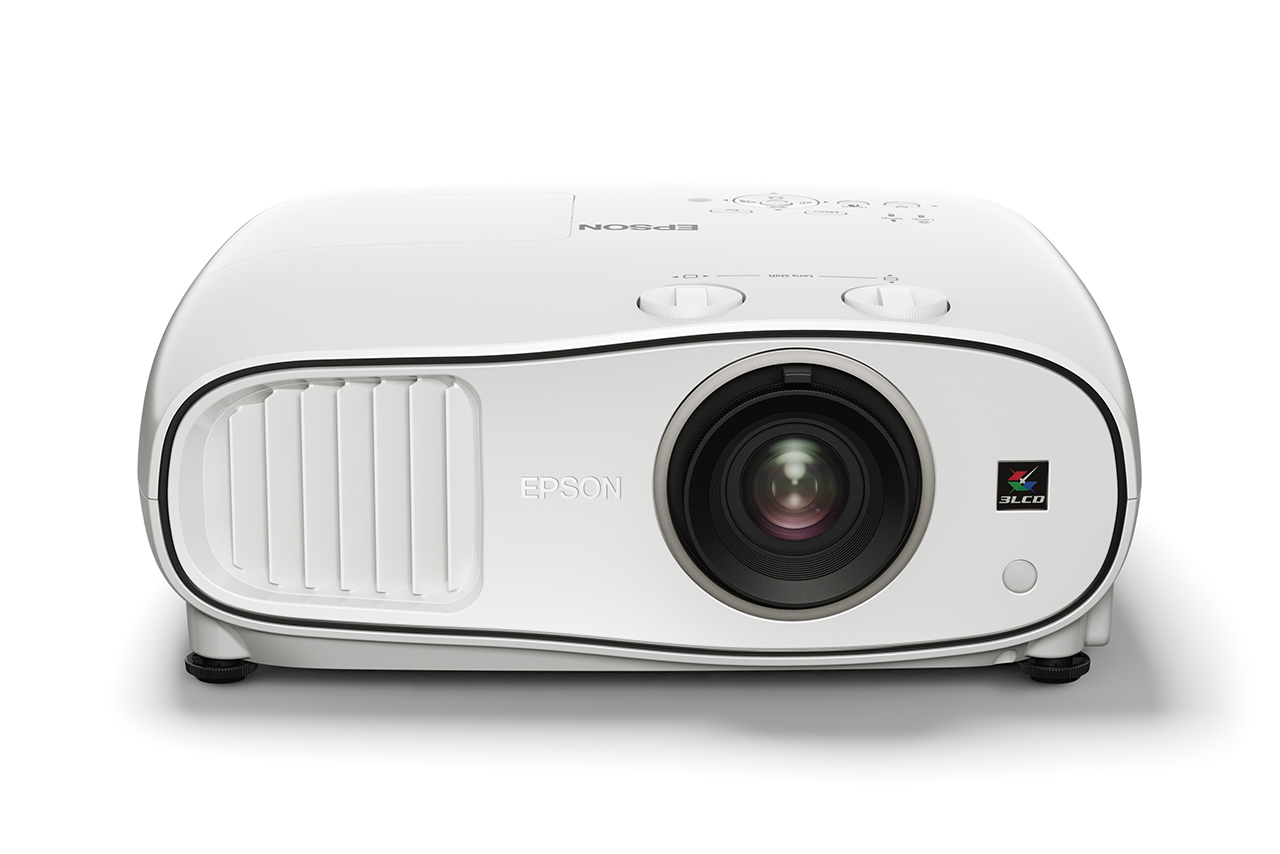 EPSON projektor EH-TW6700, 1920x1080, 3000ANSI, 70000:1, HDMI, 3D, REPRO 20W