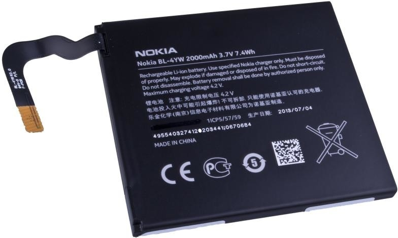 Nokia Baterie BL-4YW 2000mAh Li-Ion (Bulk)