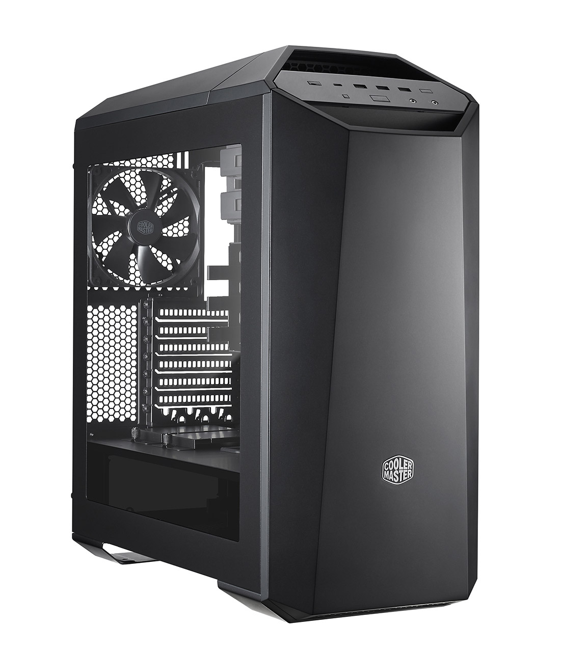case Cooler Master miditower modular series MasterCase Maker 5, miditower ATX bez zdroje