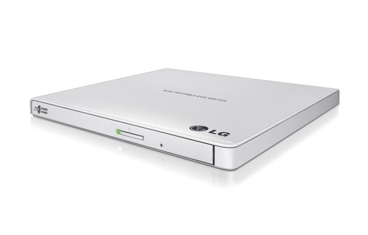 DVDRW LG GP57EB40 8x USB externí slim bílá