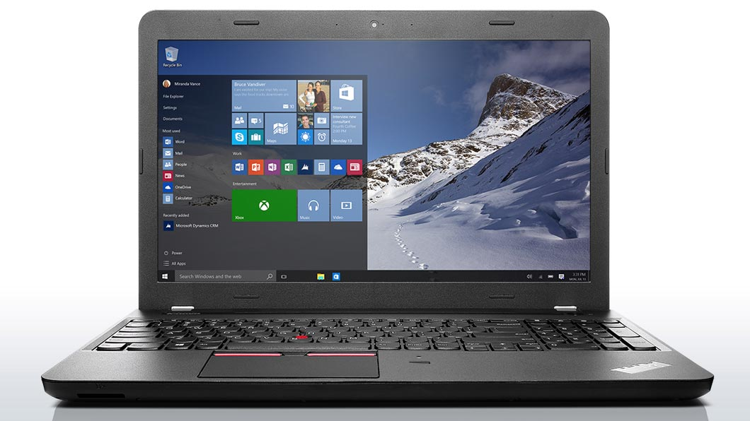 "ThinkPad E560 15.6"" IPS FHD/i5-6200U/500GB+8GB SSHD/4GB/DVD/HD/F/Win 7 Pro + 10 Pro"