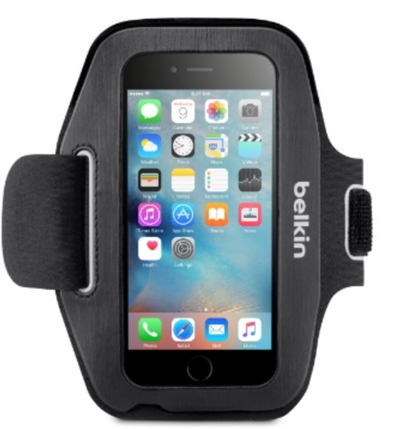 BELKIN SportFit Plus Armband - Black for iPhone 7