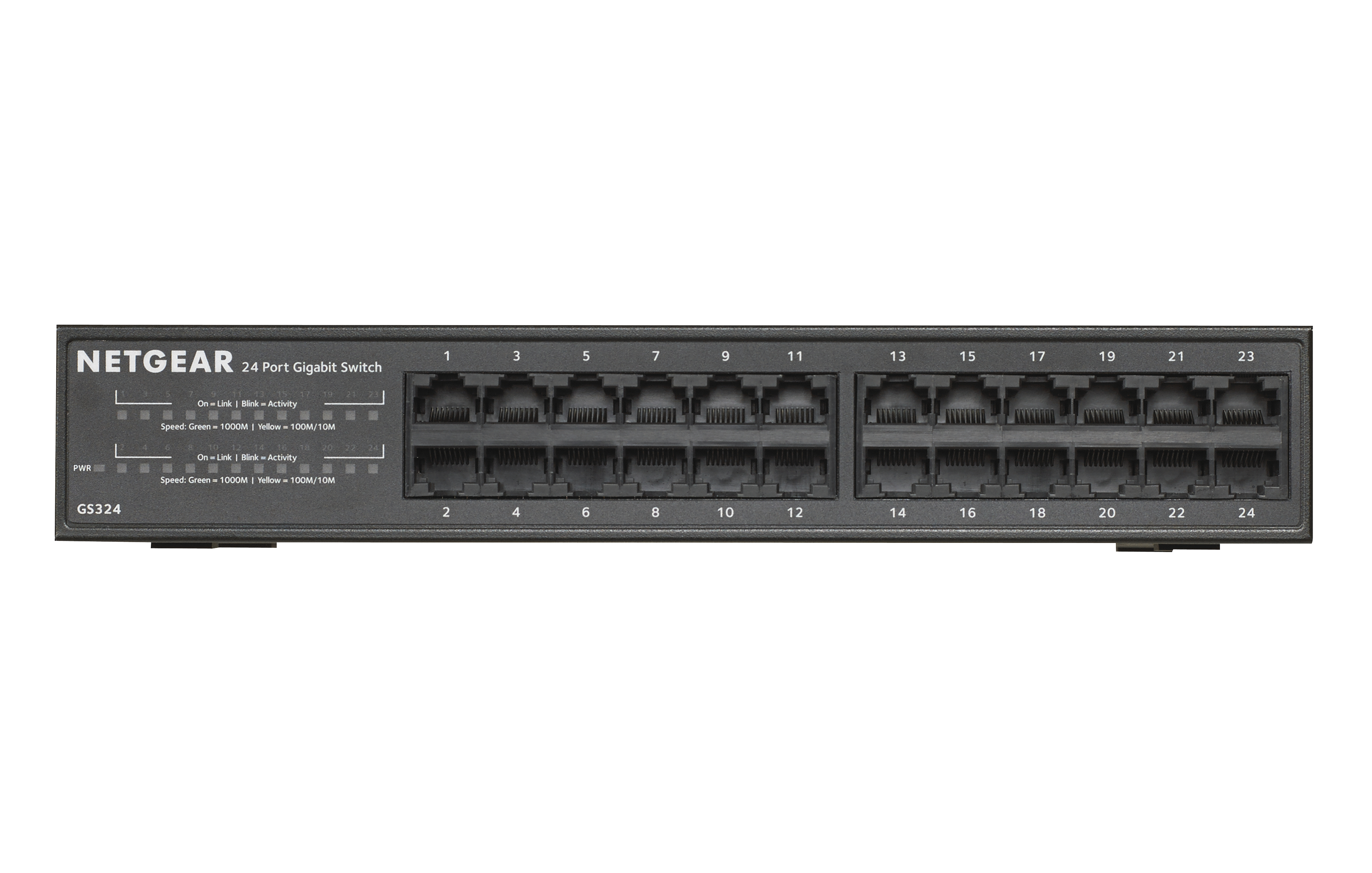 Netgear 24PT UNMANAGED SWITCH