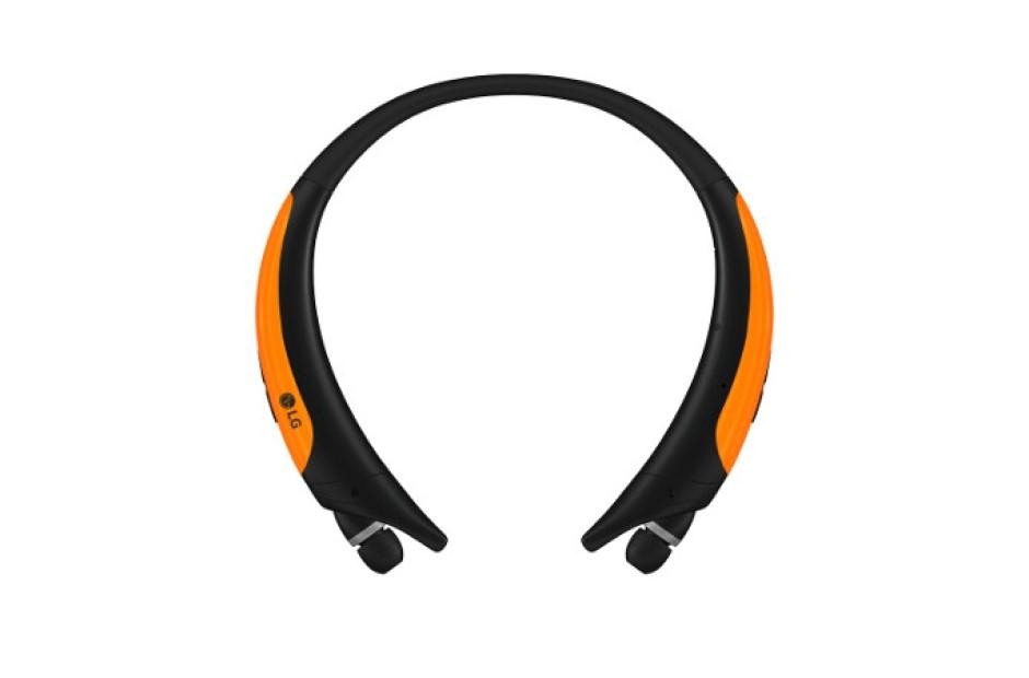 LG HBS-850.AGEUOR Bluetooth stereo headset černá/oranžová