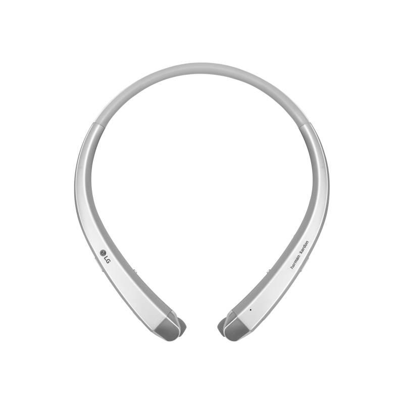 LG HBS-910.AGEUSV Bluetooth stereo headset stříbrný