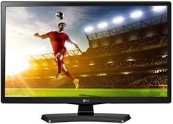 "LG 24MT48DF-PZ 24""W IPS LED 1366x768 5M:1 5ms 200cd HDMI TV tuner repro"