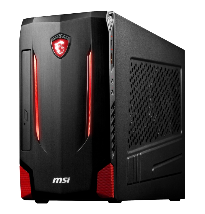MSI PC Nightblade MI2-205EU i7-6700/8GB/128GB M.2 SATA SSD+1TB 7200 ot./GTX 1060 3GB/DVDRW/Windows 10 Hom