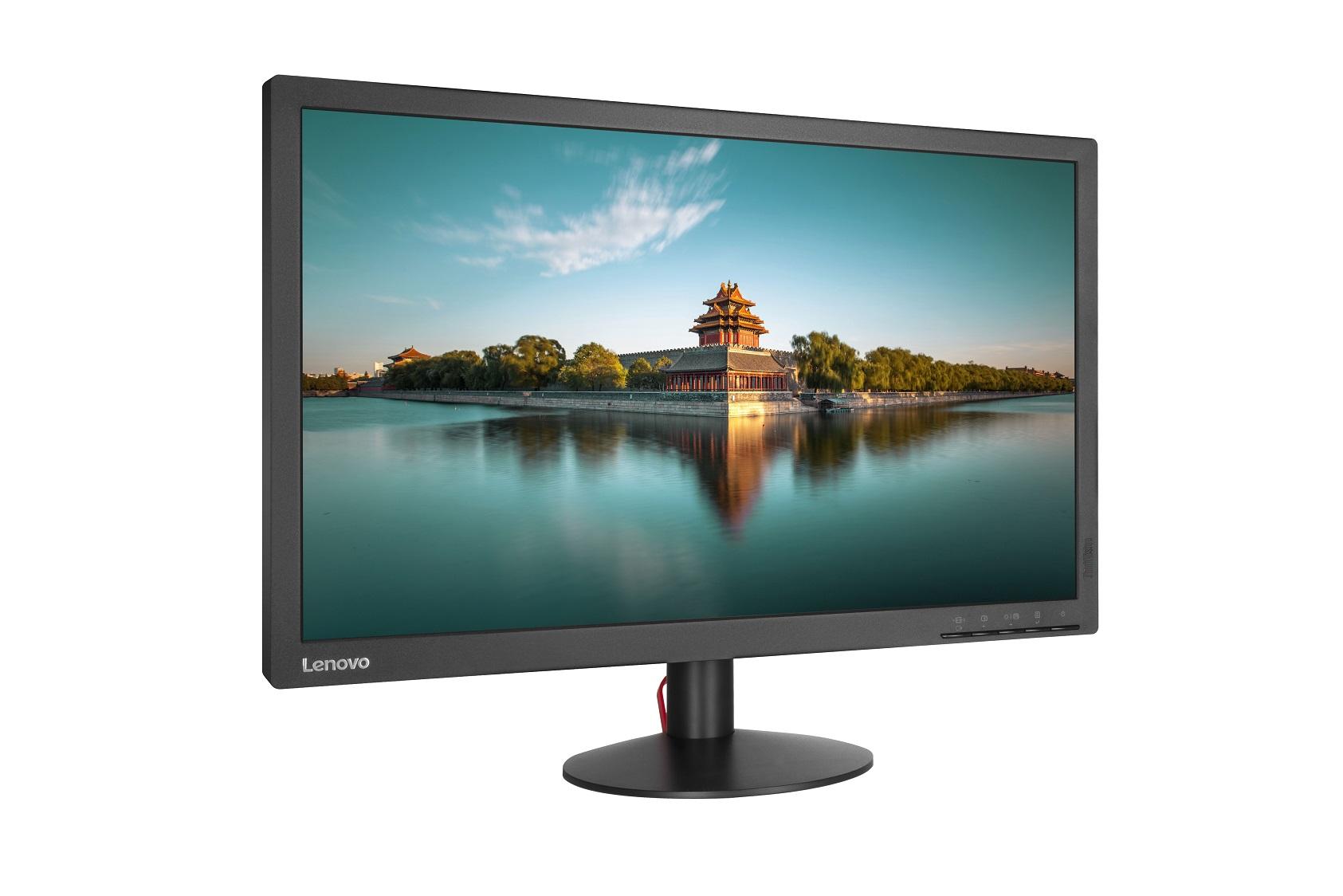 "Lenovo LCD T2224d Wide 21,5"" VA WLED/16:9/1920x1080/250cd-m2/3000:1/7ms/VGA+DP/VESA"