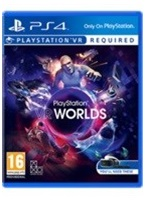 SONY PS4 hra Worlds VR