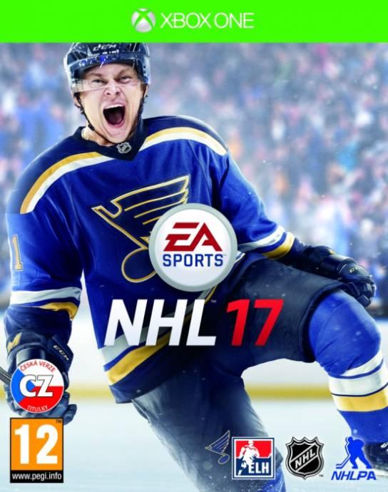 NHL 17 Xbox One CZ/SK