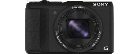 Sony DSC-HX60V černá,20,4Mpix,30xOZ,WiFi, GPS