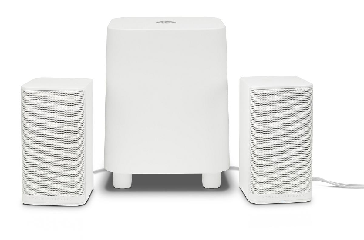 HP 2.1 PC White S7000 Speaker