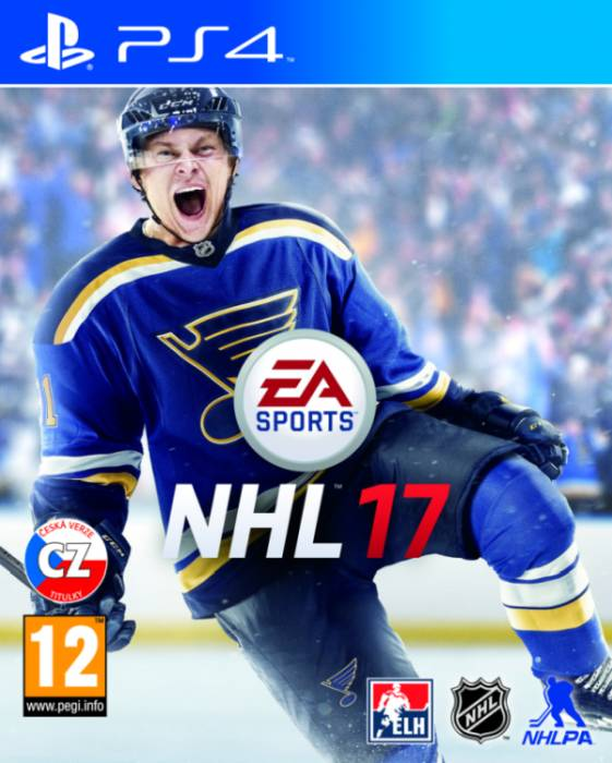 Electronic Arts PS4 hra NHL 17