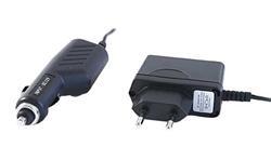 Gembird Micro USB nabíječka do auta - sada