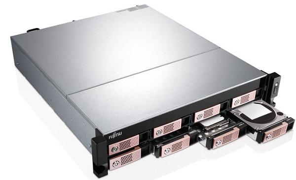 Fujitsu CELVIN NAS QR1006 4x6TB NAS HDD EU