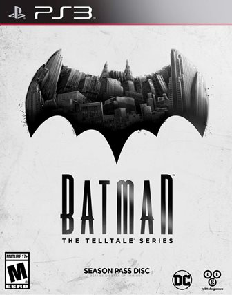 PS3 - Telltale - Batman Game