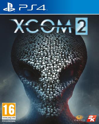PS4 - XCOM 2